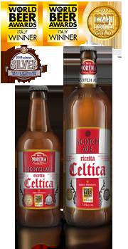 ricetta celtica scotch ale