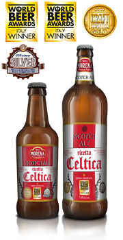 ricetta celtica scotch ale