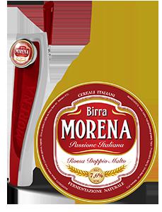 Birra Morena Oro
